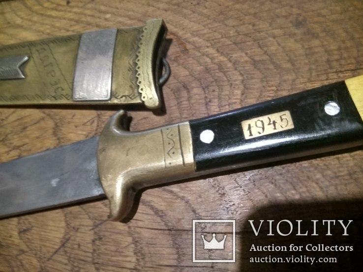 Нож 1945 г, фото №6