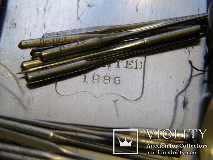 Швейная машинка THE SINGER MANFG.CO -1886г., фото №13