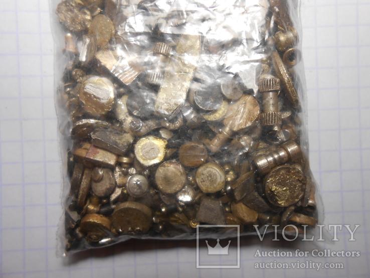 Серебро не магнит Вес - 187,88 грамм, фото №5