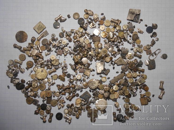 Серебро не магнит Вес - 187,88 грамм, фото №6