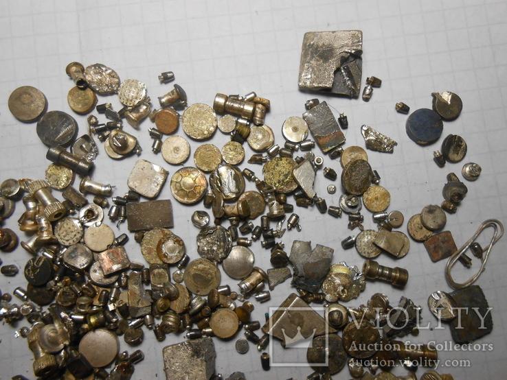 Серебро не магнит Вес - 187,88 грамм, фото №9