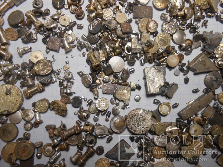 Серебро не магнит Вес - 187,88 грамм, фото №12