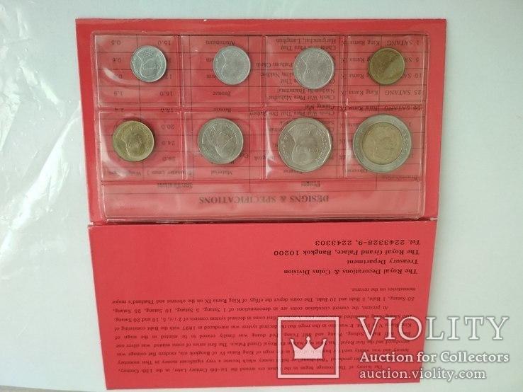Набор монет Таиланда, фото №4
