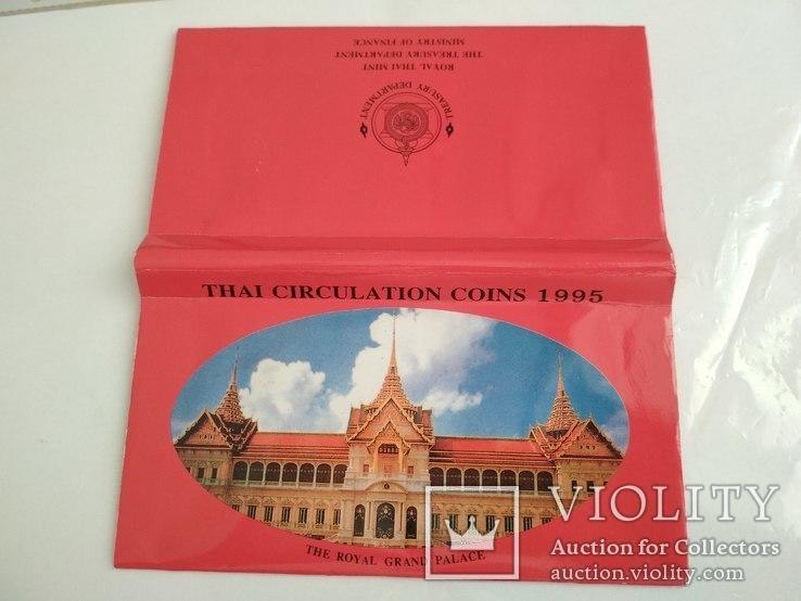 Набор монет Таиланда, фото №5