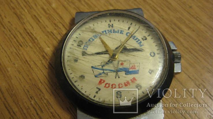 Часы Подлодка подводные силы, фото №3