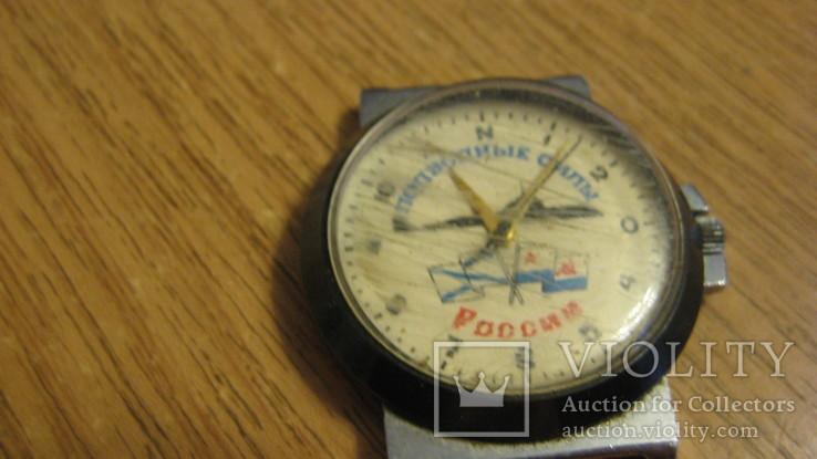 Часы Подлодка подводные силы, фото №5