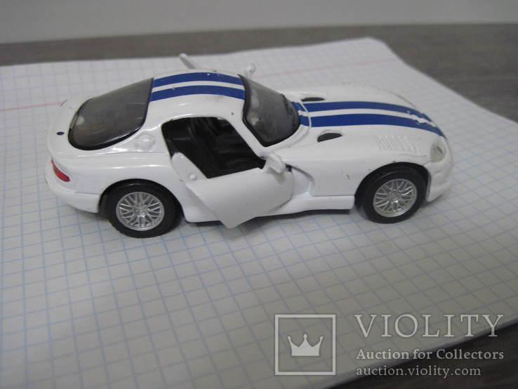 Maisto Dodge Viper, фото №4