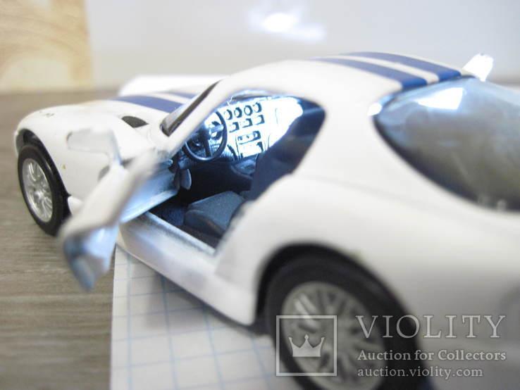 Maisto Dodge Viper, фото №6