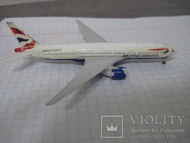 British Airways, Германия, фото №4