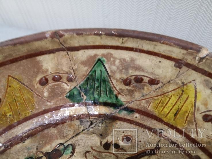 Сюжетна гуцульська миска, фото №9