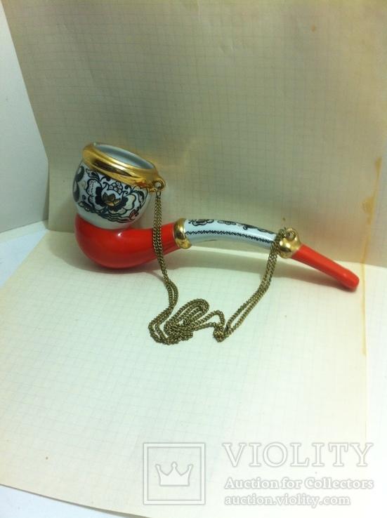 Трубка сувенирная., фото №2