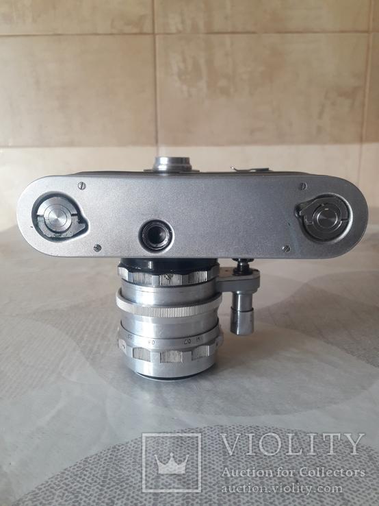 "Фотоаппарат ""Старт"" номер 6225817 с объективом Гелиос- 44 ном. 0125241, фото №8"