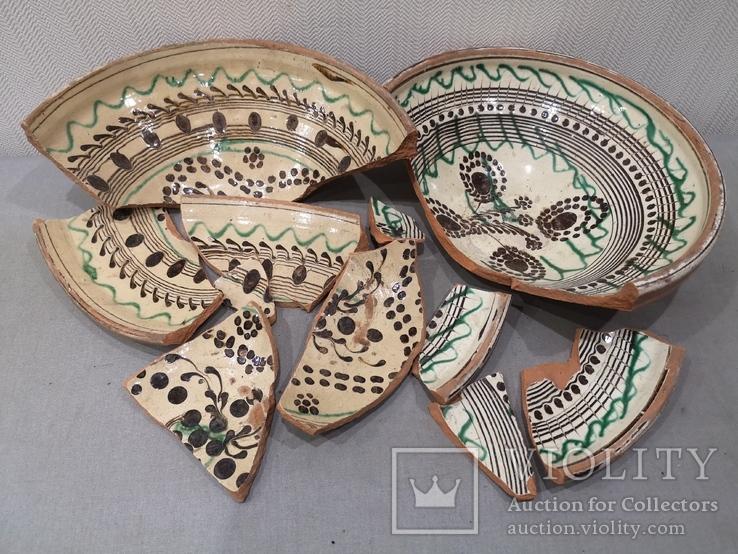 Покутська кераміка для взірця, фото №10