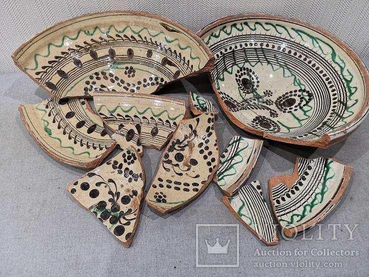 Покутська кераміка для взірця, фото №11