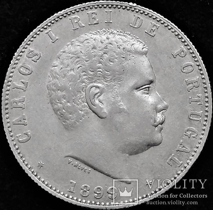 1 000 рейс 1899 року, Португалія, Карлуш І, срібло