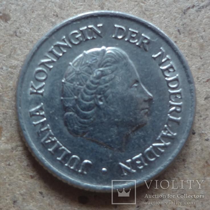 25  центов  1961  Норвегия  (П.2.33), фото №3