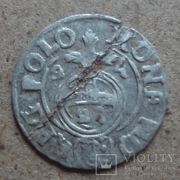 Полторак  1624  серебро   (П.4.2), фото №3