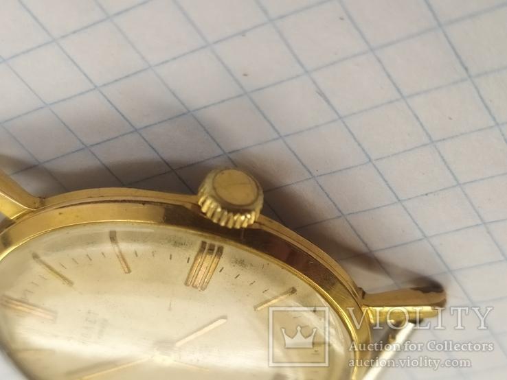 Часы Полёт в позолоте, фото №4