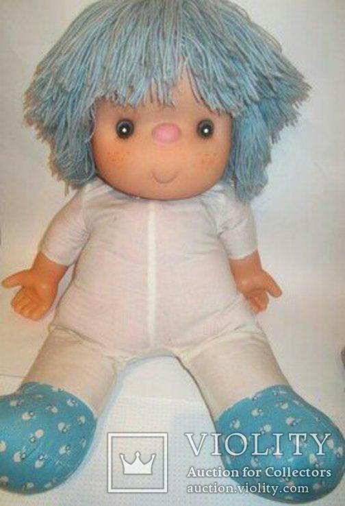 Кукла Барбарик Чучка 60 см ГДР, фото №4