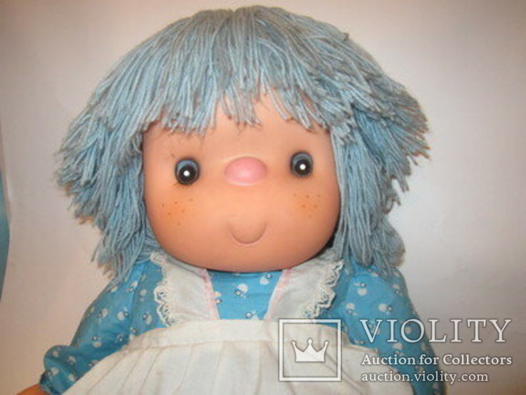 Кукла Барбарик Чучка 60 см ГДР, фото №7