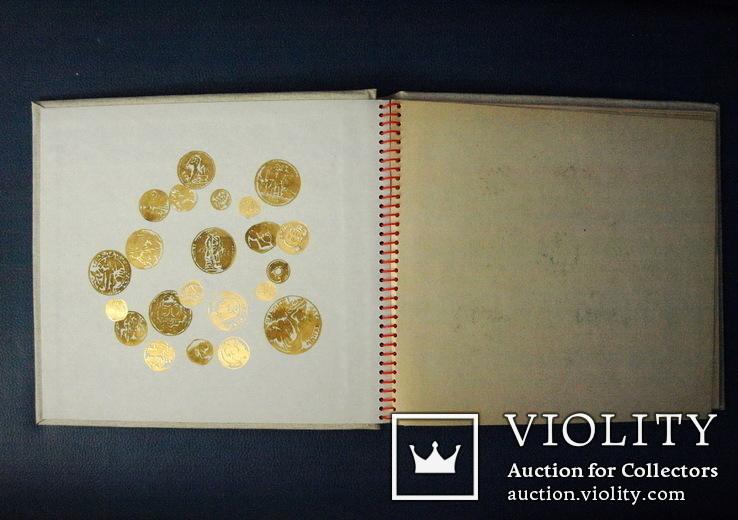 Альбом для монет на 140шт. новый, фото №3