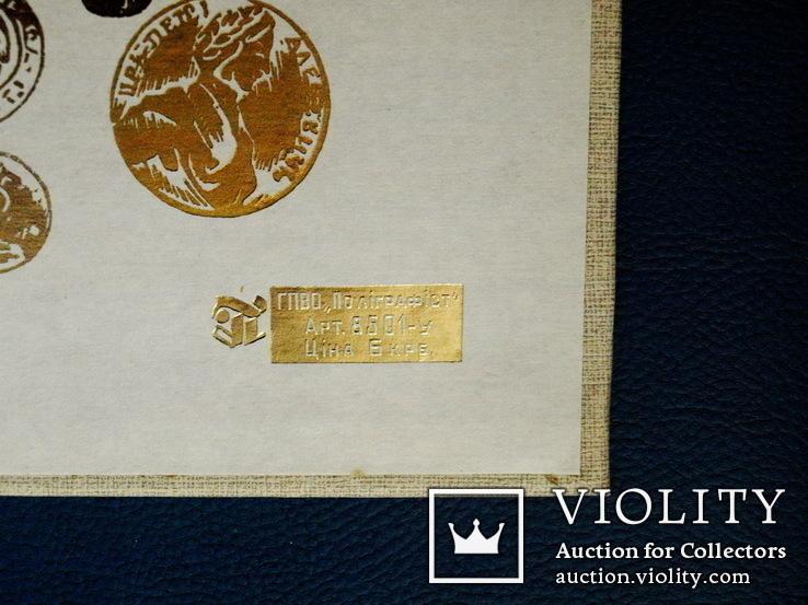 Альбом для монет на 140шт. новый, фото №6