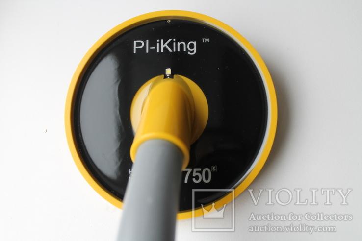 Металлоискатель подводный Pi iking 750, металлодетектор Vibra, фото №2