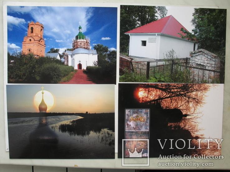 """""""Легенди Нiжина"""" набор открыток (больших) 2006 год, тираж 3 000, фото №7"""