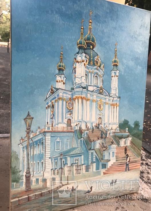 Андреевский собор, фото №4