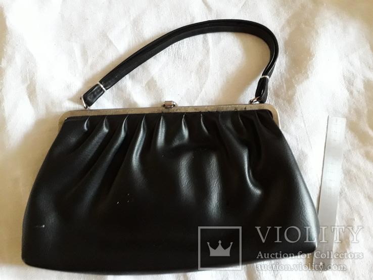 Женская сумка с камеей., фото №6
