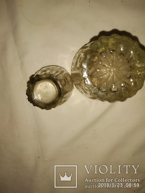 Рюмка и стопка толстое стекло, фото №3