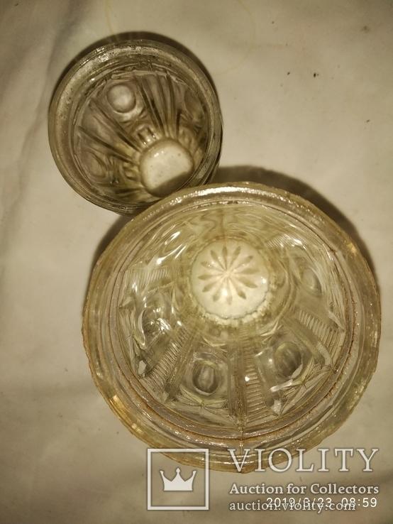 Рюмка и стопка толстое стекло, фото №5