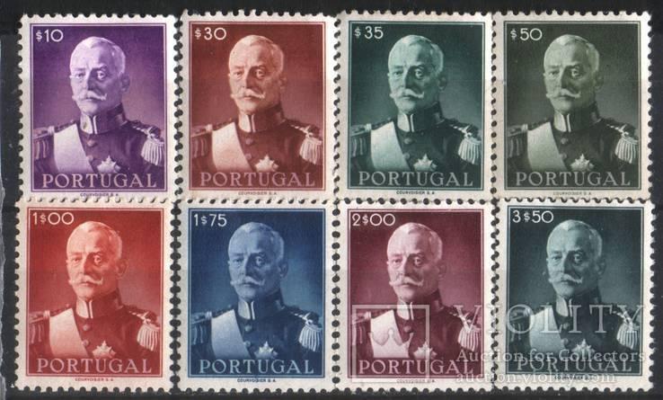 Португалия 1945 МН серия