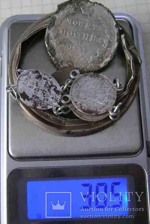 Лом серебра, фото №2