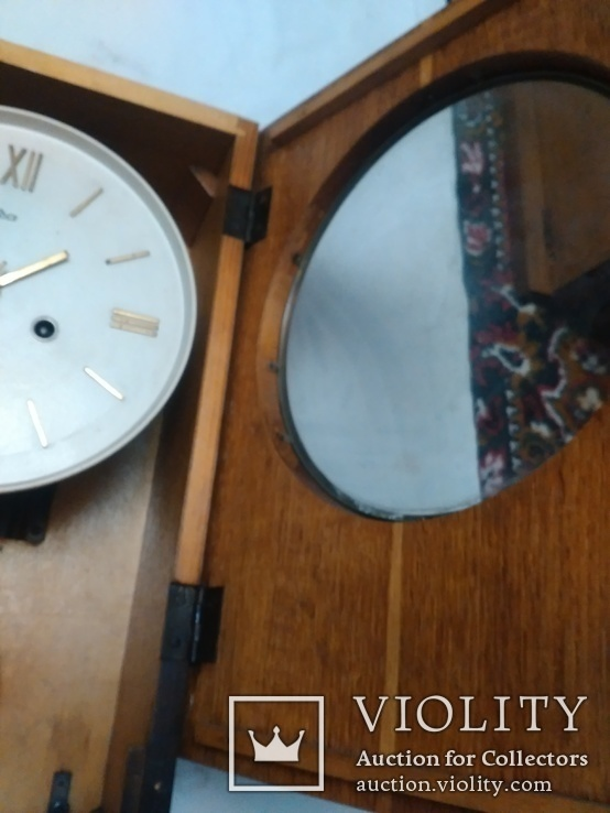 Часы Янтарь с боем механизм ОЧ3, фото №3