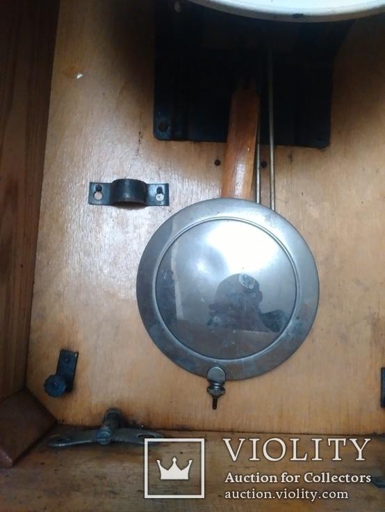 Часы Янтарь с боем механизм ОЧ3, фото №5