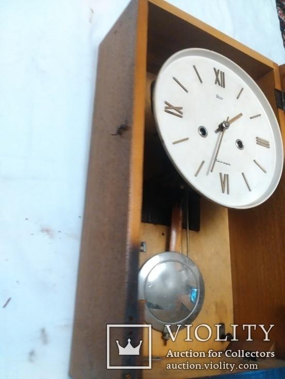 Часы Янтарь с боем механизм ОЧ3, фото №6