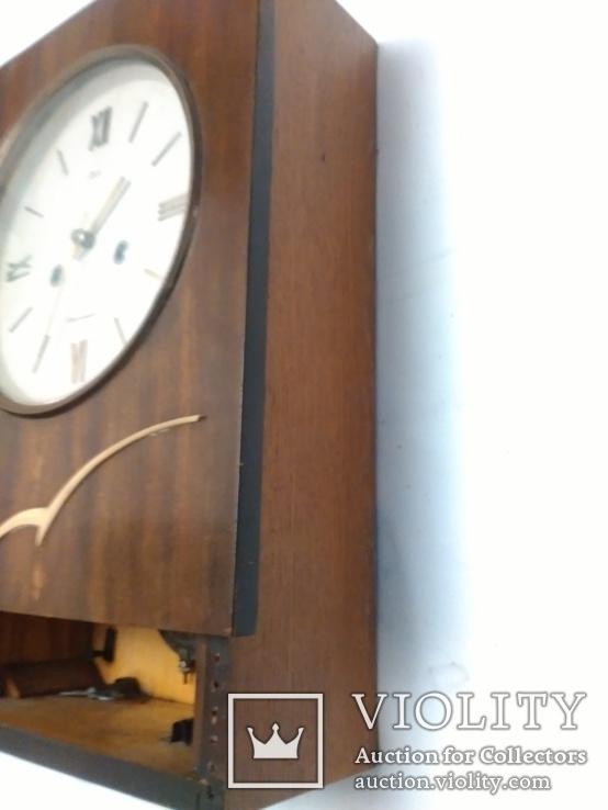 Часы Янтарь с боем механизм ОЧ3, фото №8