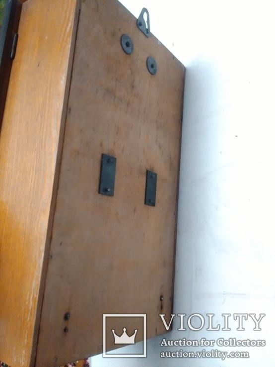 Часы Янтарь с боем механизм ОЧ3, фото №9