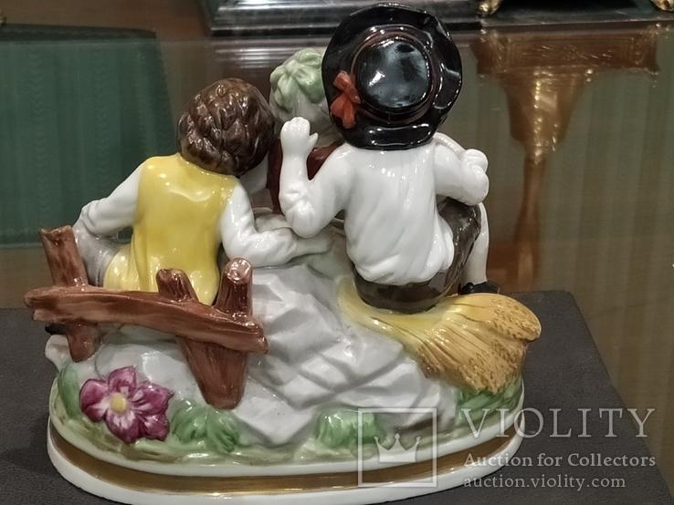 Милая троица коллекционная статуэтка Royal, фото №6