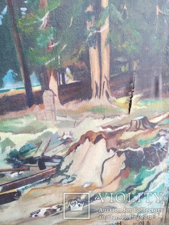 Картина на полотне 2. Копия., фото №5