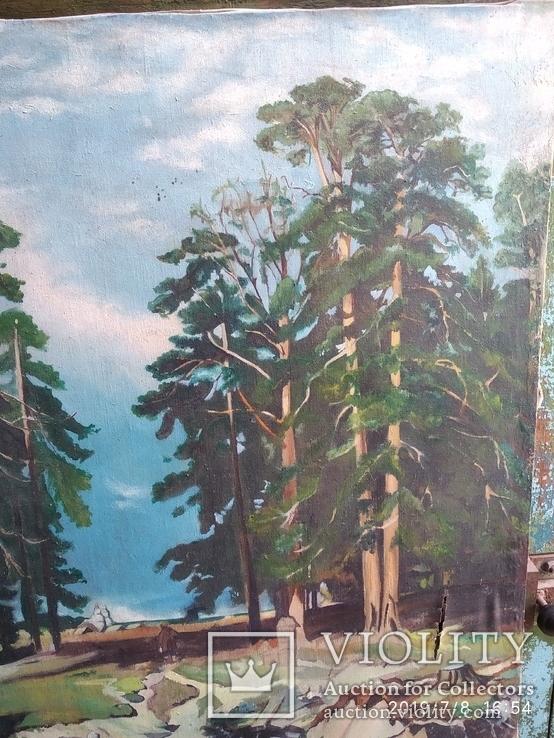 Картина на полотне 2. Копия., фото №6