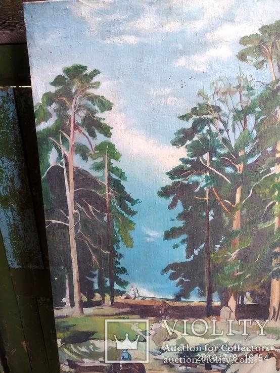 Картина на полотне 2. Копия., фото №7