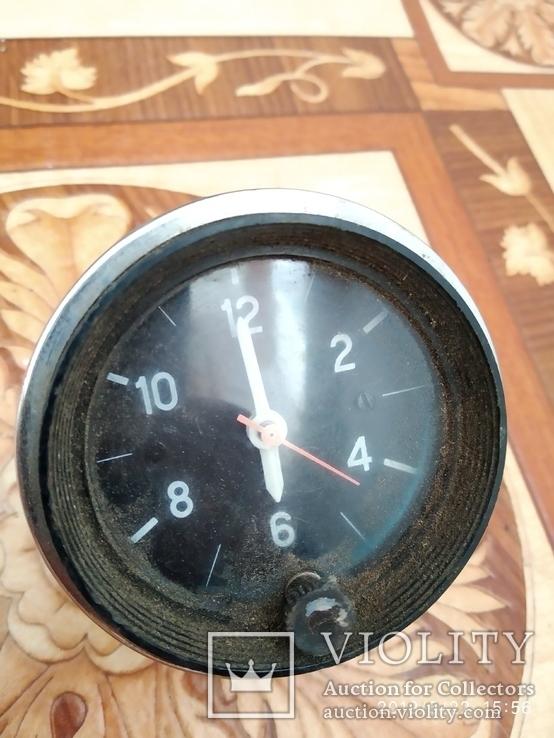 Часы автомобильные, фото №2