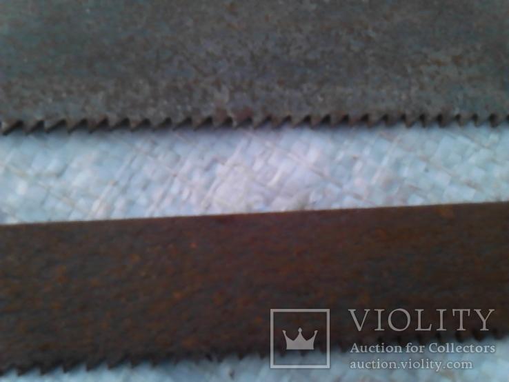 Рапитовые полотна -  (для изготовления ножей или мачете), фото №4