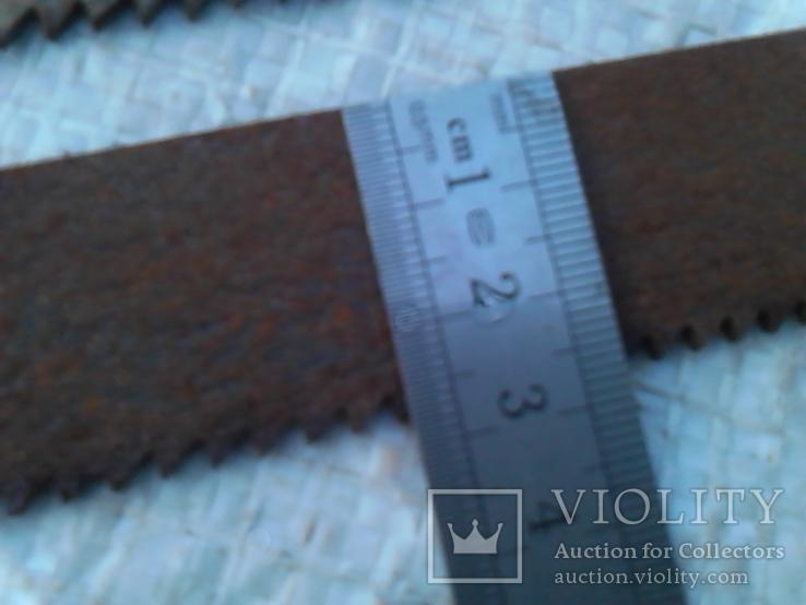 Рапитовые полотна -  (для изготовления ножей или мачете), фото №7