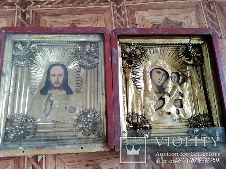 Иконы Венчальная пара, фото №2