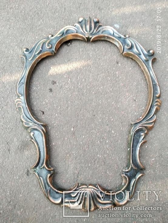 Рама для зеркала 4