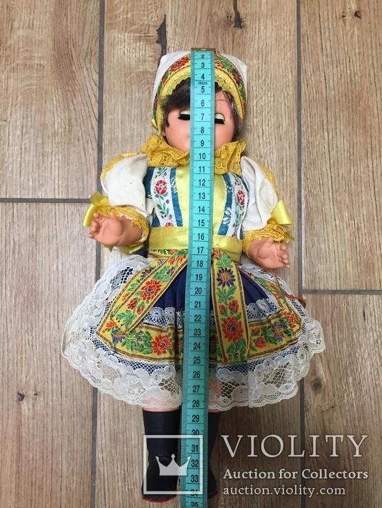 Чехословацкая народная кукла, фото №4