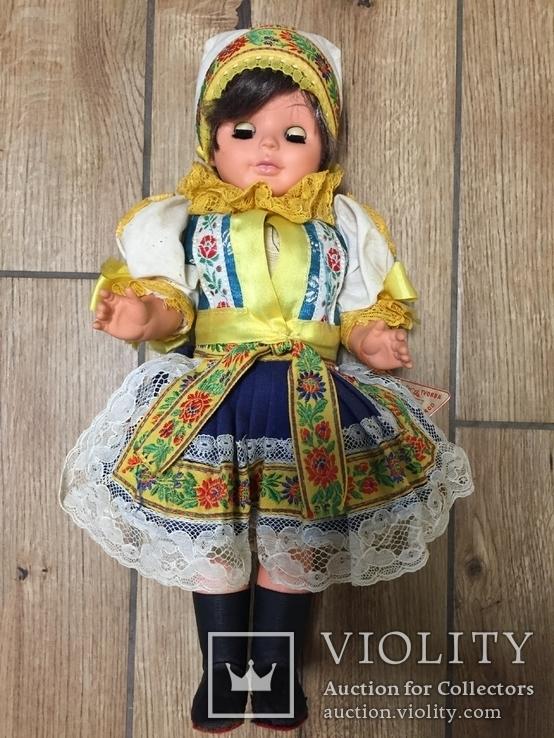Чехословацкая народная кукла, фото №5